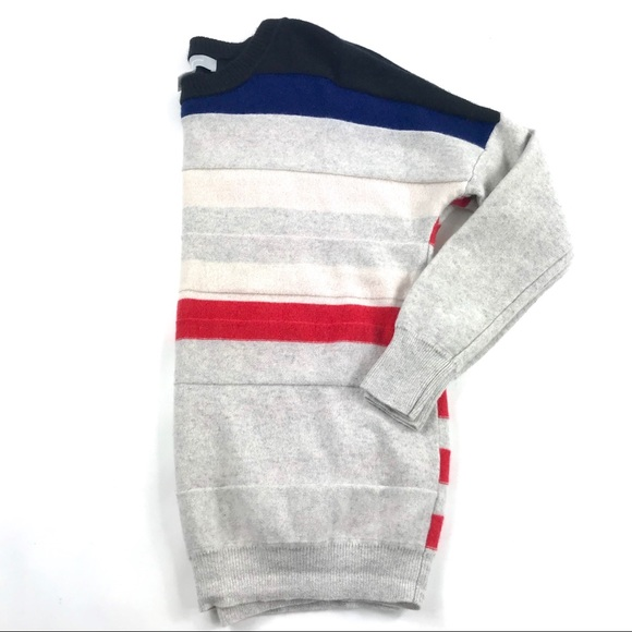 ply cashmere Sweaters - Ply Cashmere Drop Sleeve Pullover Sweater Sz Large